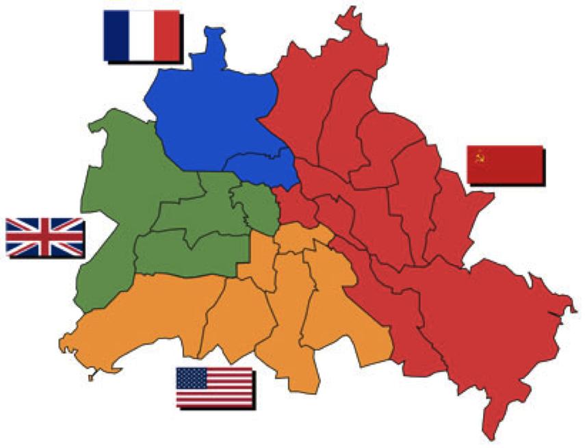 Map Of Germany Over The Years.Gru Harveyblackauthor