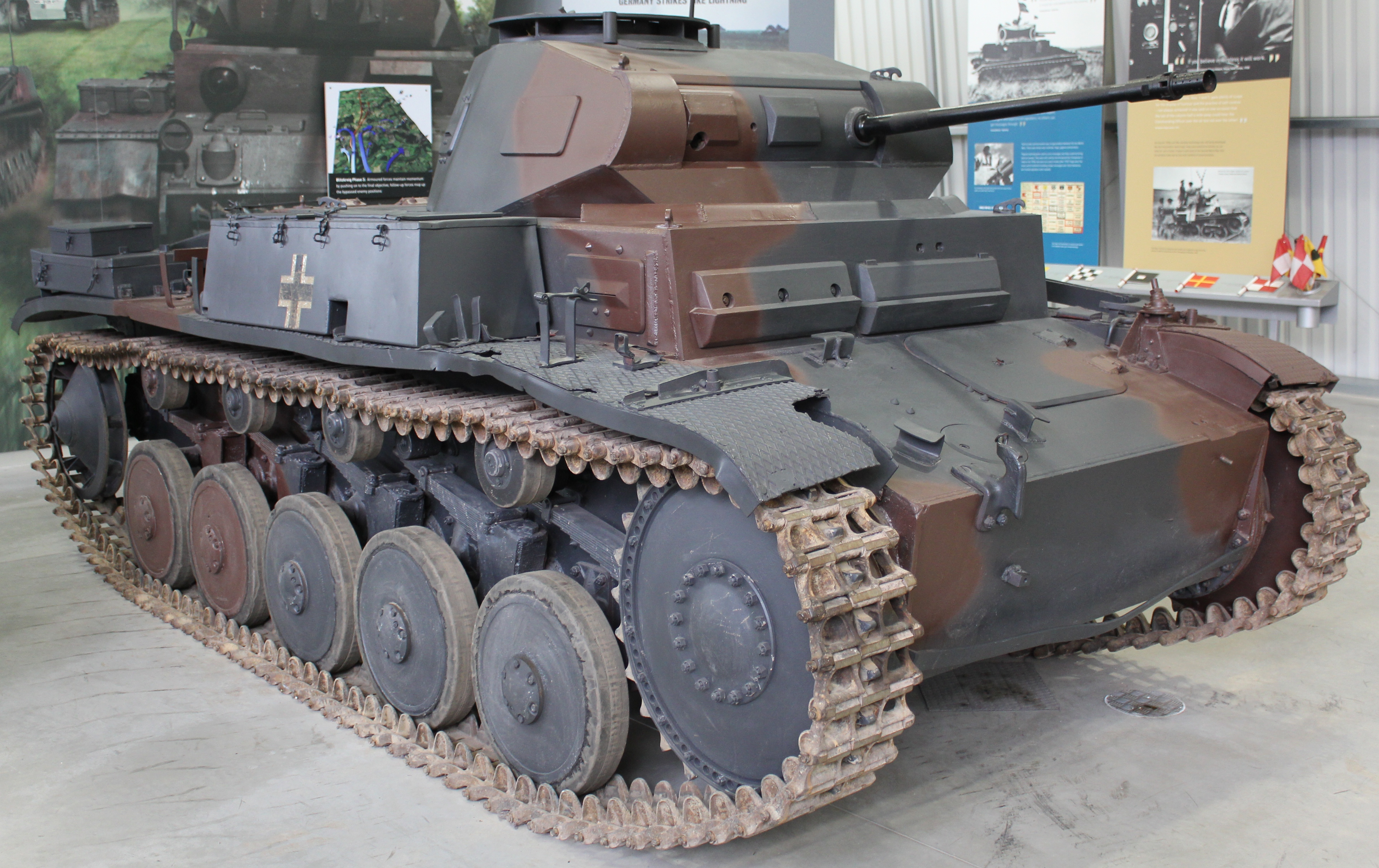 panzer is 2
