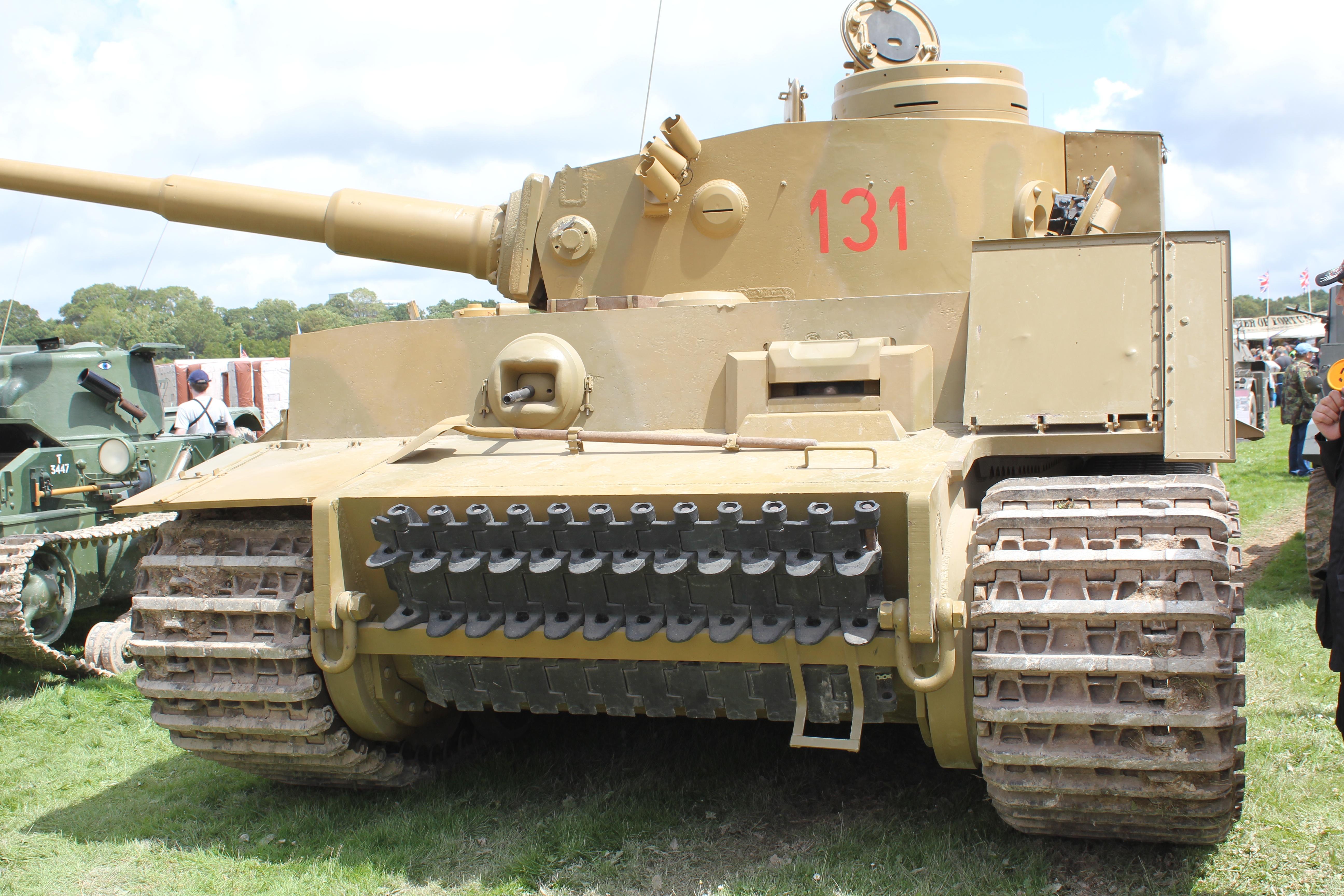 Tiger Tank Special Harveyblackauthor