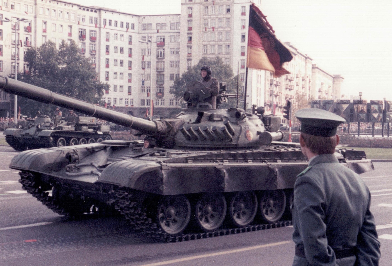T 72m1 Gdr German Tree Tier 6 Mbt Germany War
