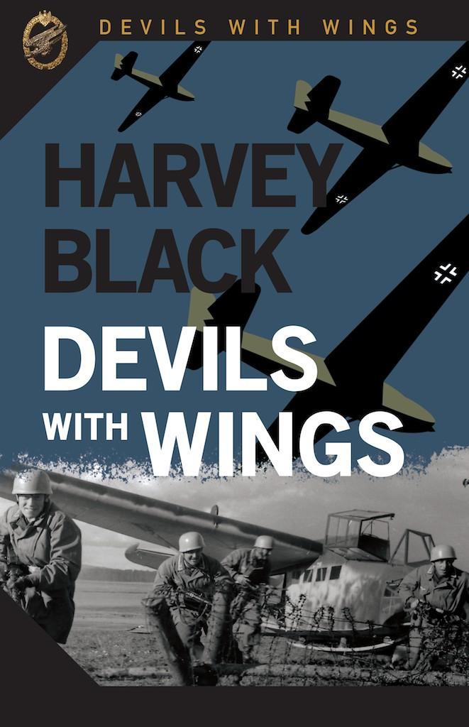 Fallschirmjager Harvey Black 055