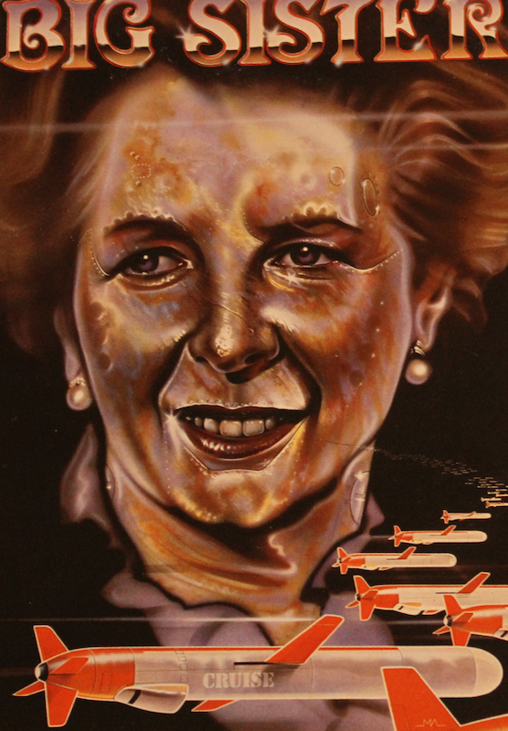 Warsaw Pact Political Cartoon