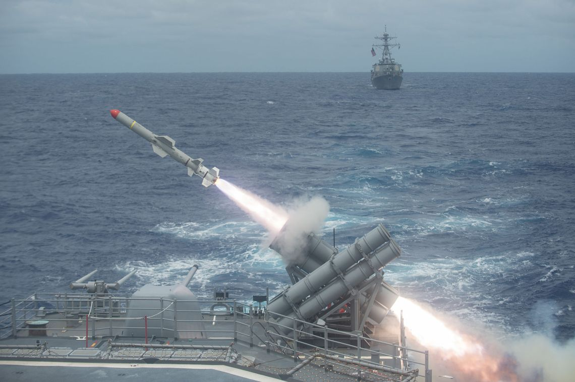 Harpoon_missile_launch_aboard_USS_Shiloh