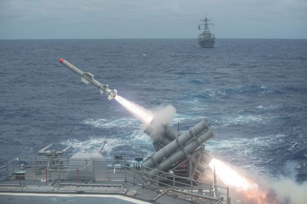 Harpoon_missile_launch_aboard_USS_Shiloh